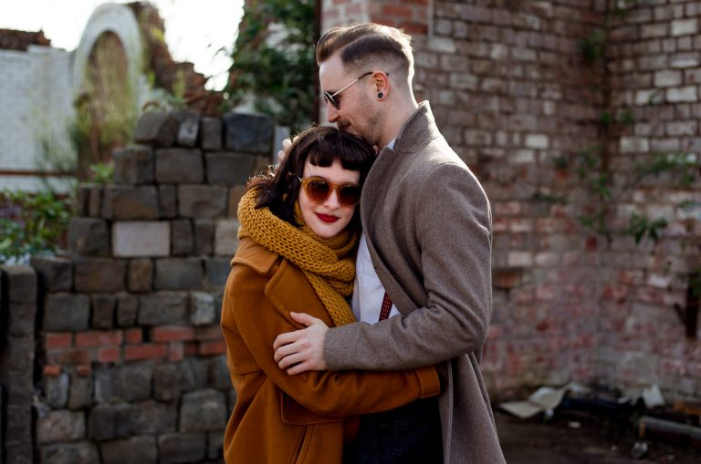 Glasgow photo shoot