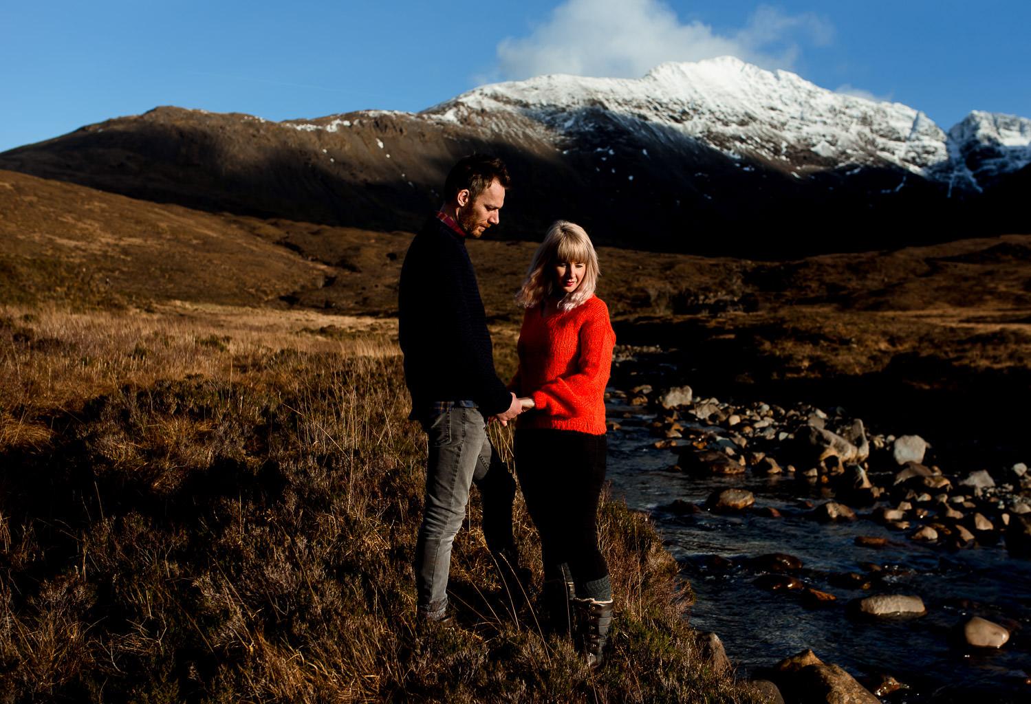 elope to skye, scotland