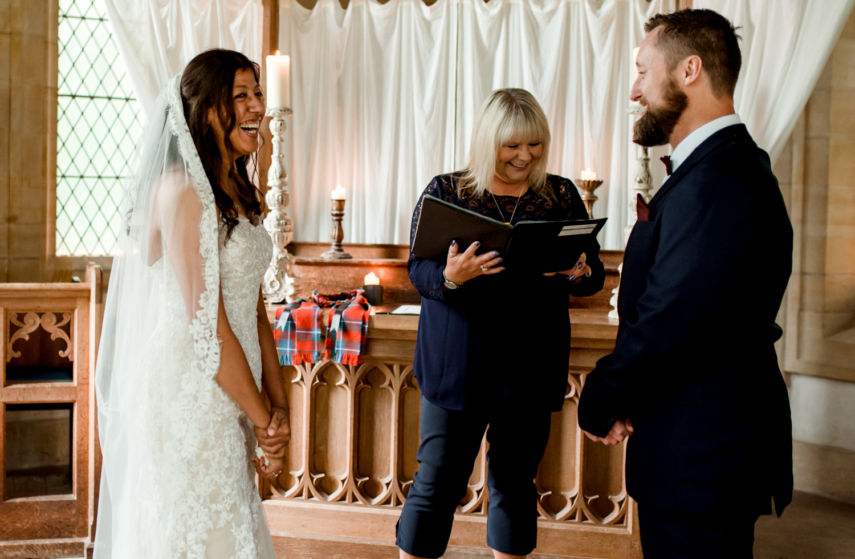 humanist wedding elopement scotland