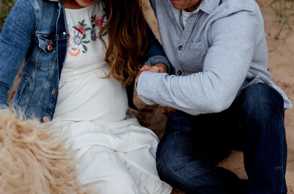 Edinburgh Maternity Photographer